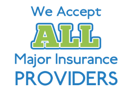 Insurance Companies We Work With, Allstate, State Farm, Geico, USAA, Farmers, Travlers, Erie, Nationwide.